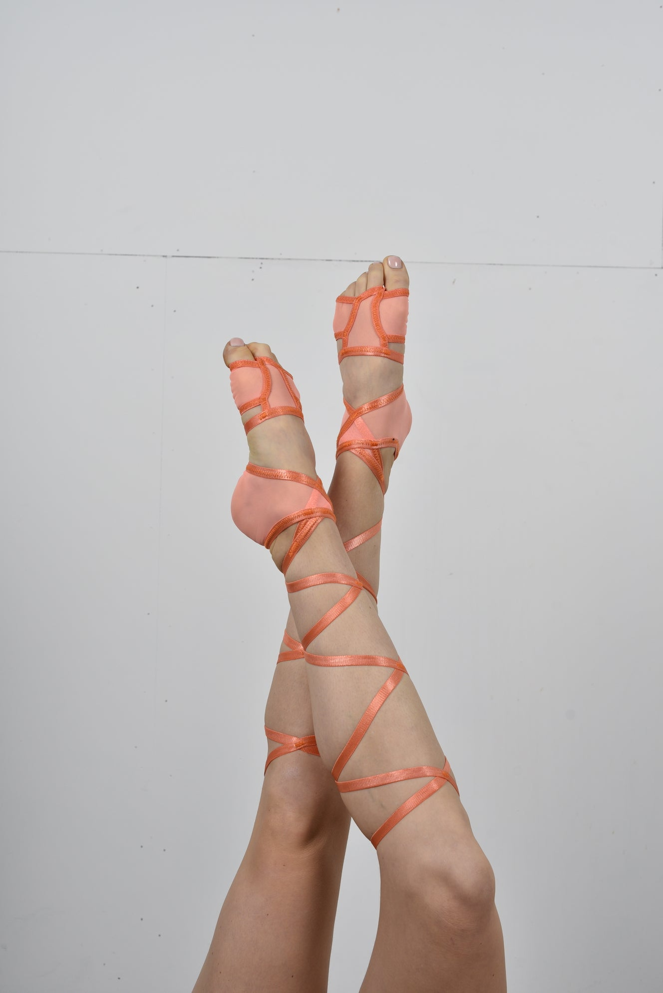 Foot Lingerie - Alison Pyrke Collaboration