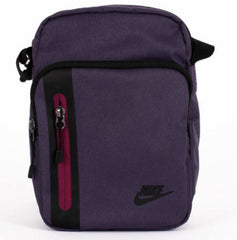 NIKE Unisex Misc Drivers Unico Man Bag Purple