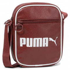 Puma Unisex Crossbody Bag Messenger Shoulder Man Bag    Fired Brick