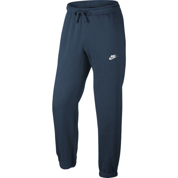 NIKE Mens Fleece Jogging Bottoms Navy