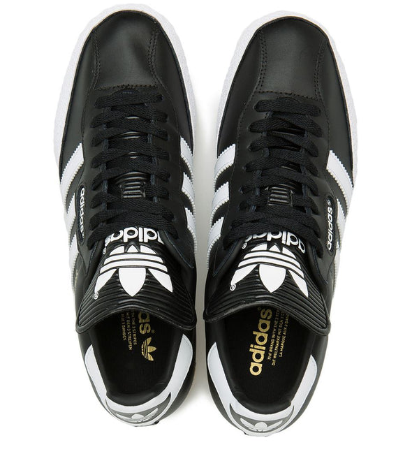 Adidas Originals Mens Samba Super Trainers Black/White (019099)