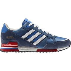 Men's Adidas Sports ZX750 Suede Classic Trainers Sneakers Blue