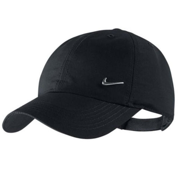 NIKE Unisex Sports Cap in Black