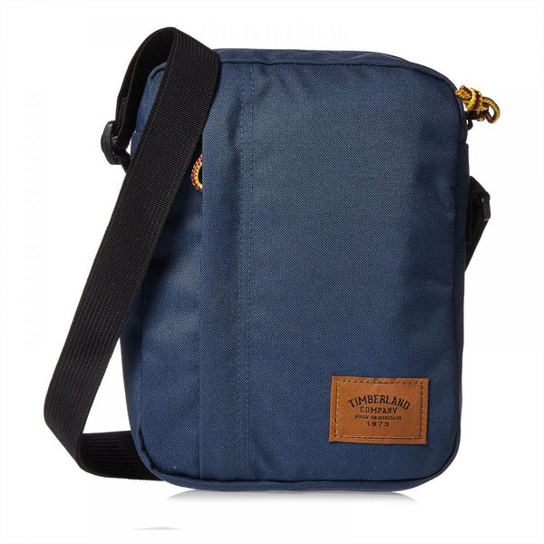 Timberland Unisex Crofton Small Items Crossbody Bag Bag Navy