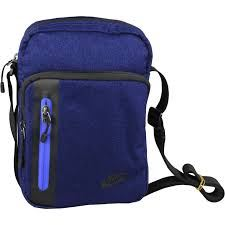 Nike Mens Mini Man Bags Dark Blue