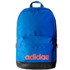 Adidas Unisex Essentials School Backpack  Blue