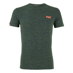 Superdry Mens Orange Label Vintage Tee Pullover Casual T-Shirt   Khaki