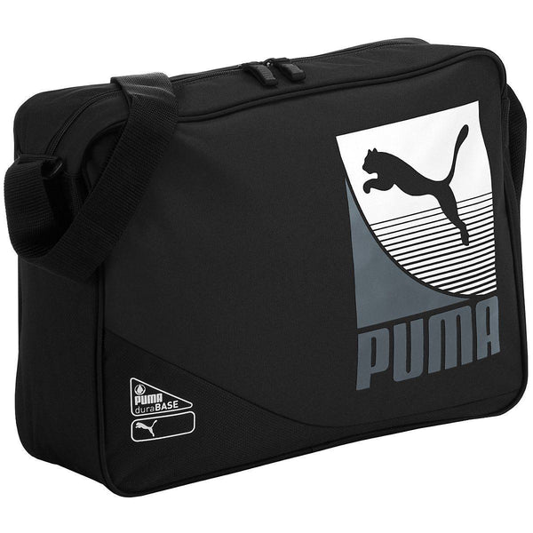 Puma Unisex Puma Echo Shoulder Bag Black (7151401)