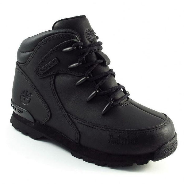 Timberland Kids Euro Rock Hiker Toddler Boots Black