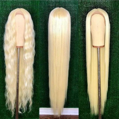 18'-30' INCH 613 FRONT LACE WIG