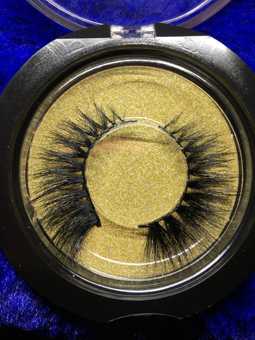 FELICIA 3D MINK LASHES