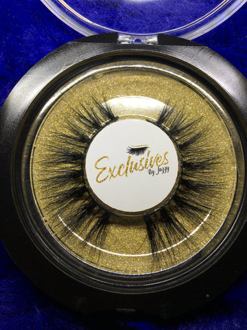 STARRIE 3D MINK QUEEN EYELASHES
