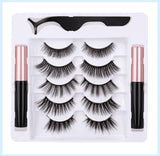 Magnetic Eyelashs set