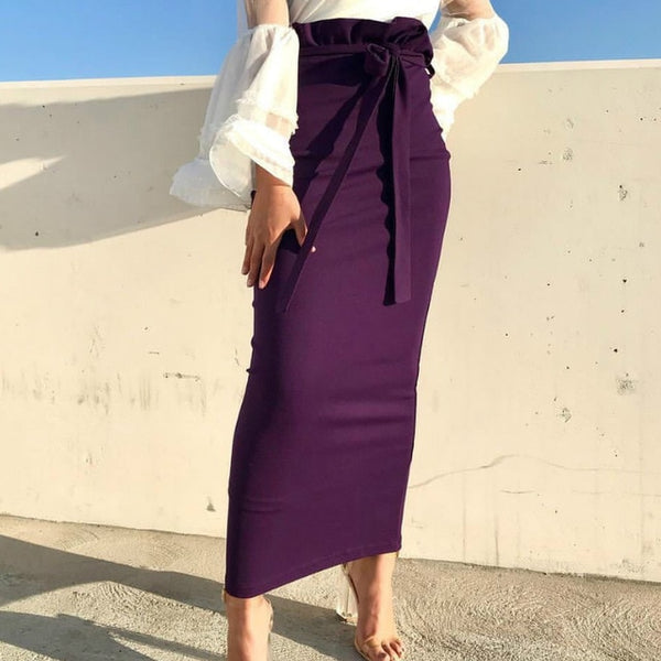 Tulip High Waist Skirts