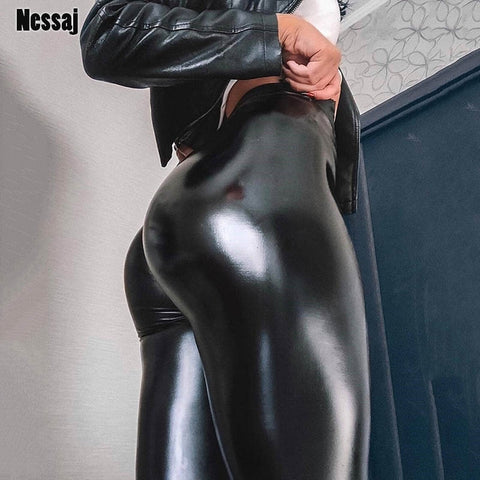Back to Black  Leather pants