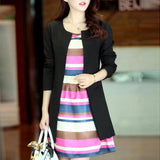 Long Blazer Jackets 4 Colors