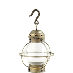 The Beacon I Spherical Candle Lantern