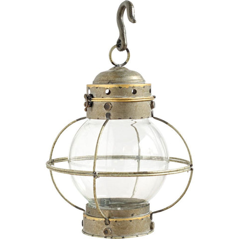 The Beacon II Spherical Candle Lantern