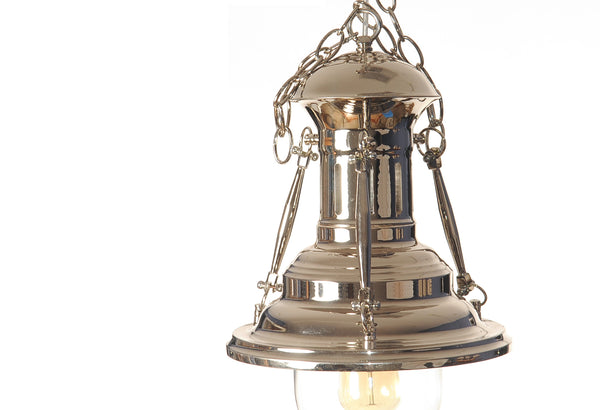 Steel Nautical Pendant Lamp