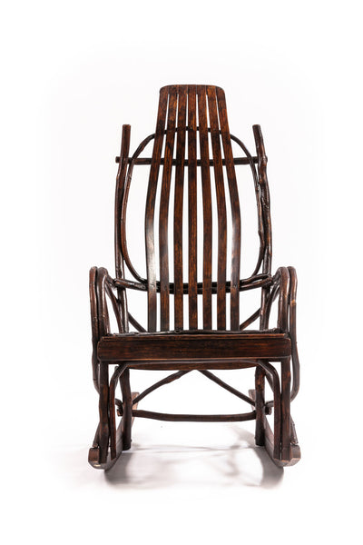 Early 20th-Century Adirondack Childs Rocker