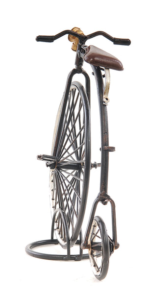 1870 The High Wheeler -Penny Farthing