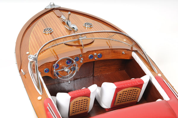 Riva Aquarama L80 Exclusive Edition (Display Case Available)