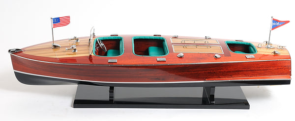 Chris Craft Triple Cockpit Painted L80