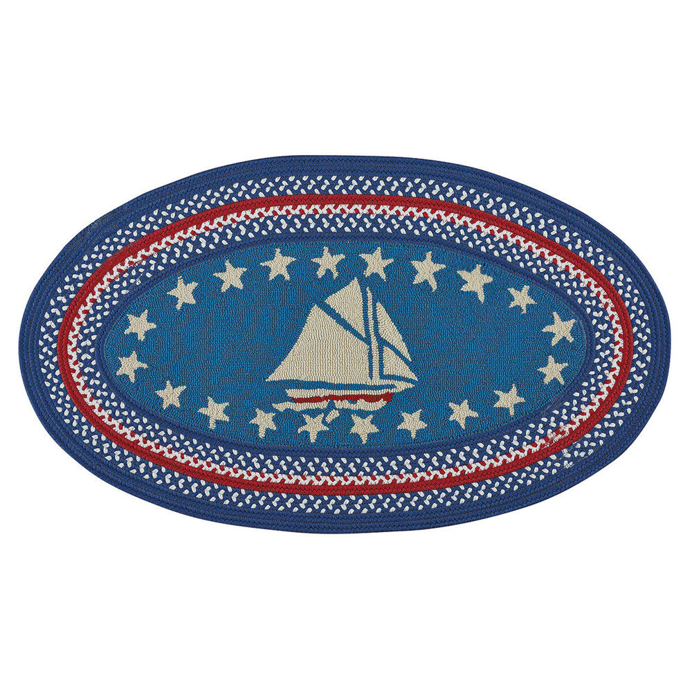 Hyport Sailboat: Colonial