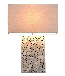 Freeport Large Mosaic Table Lamp
