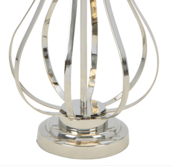 Stainless Steel Table Lamp Openbody Design
