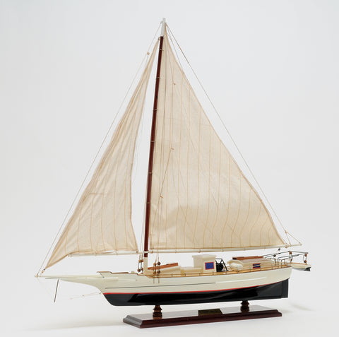 Skipjack Fishing Boat Model