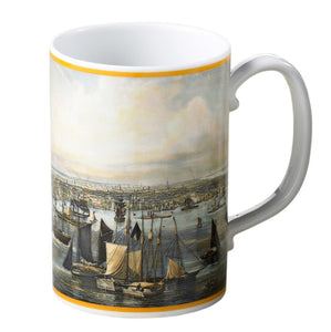 New York Harbor Mug