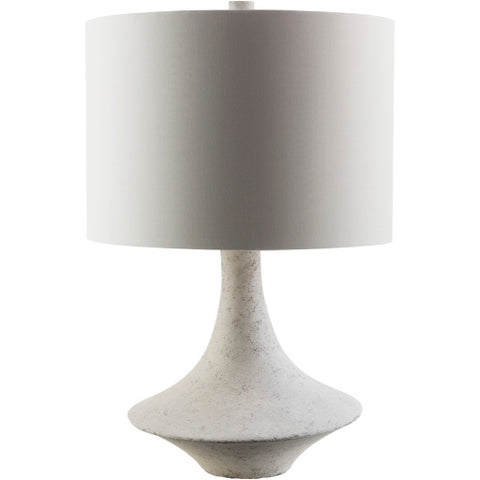 The Bryce Concrete Table Lamp