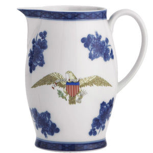 Diplomatic Eagle Pitcher