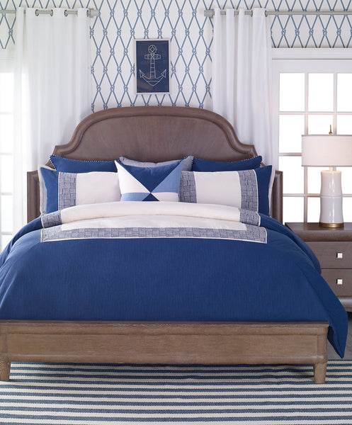 Anthony Baratta Signature Starboard Bedding Set