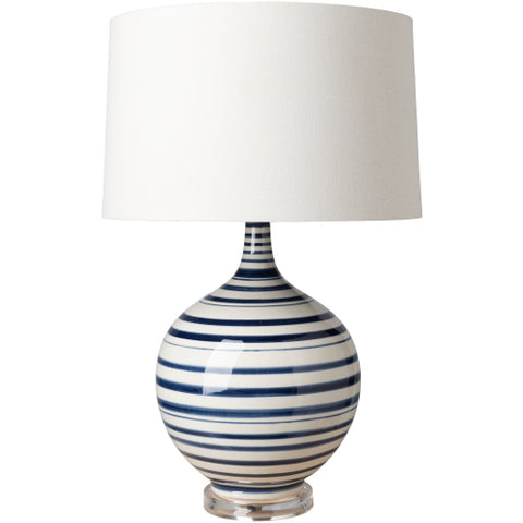 The Tides Ceramic Table Lamp