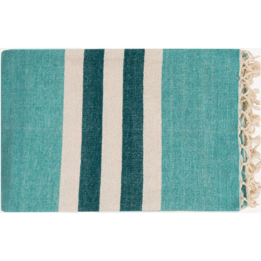 The Corfu Chenille Cotton Throws, 3 Colors