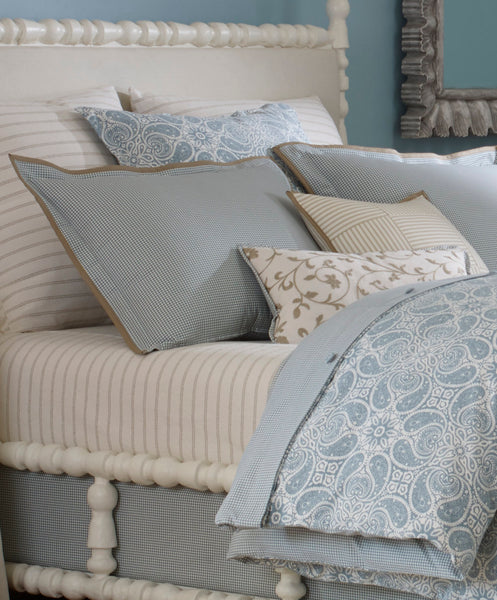 Anthony Baratta Signature Wainscott Bedding Set