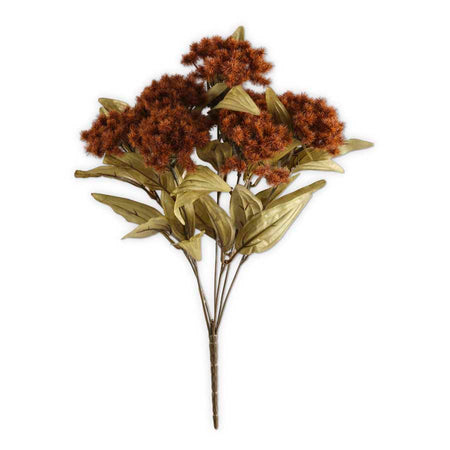 "18"" Brown Fall Thistle Bush"