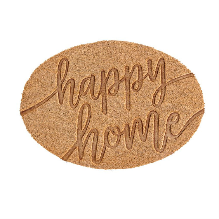 Happy Home Door Mat