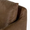 Umber Brown Swivel Chair