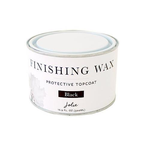 Black Jolie Finishing Wax Large