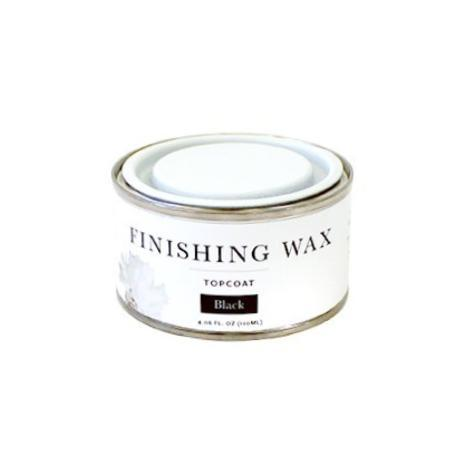 Black Jolie Finishing Wax Small