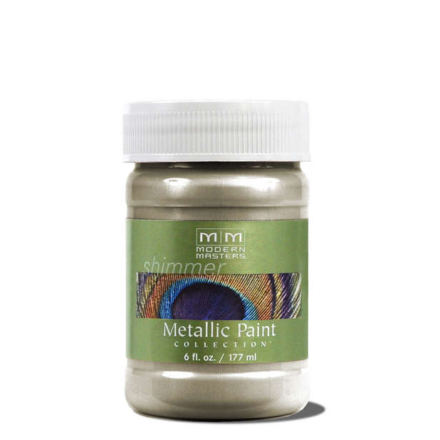 Metallic Paint - Champagne - 6 ounce