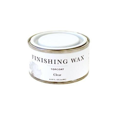Clear Jolie Finishing Wax Small