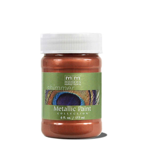 Metallic Paint - Copper - 6 ounce