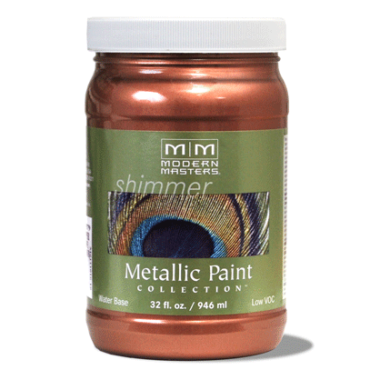 Metallic Paint - Copper - 32 ounce