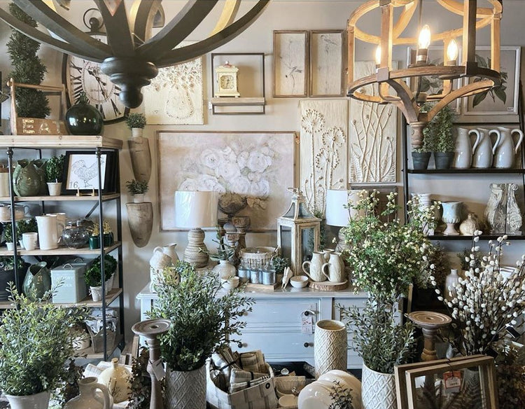 In-Store Shopping Appointment at Bella B Decor, Overland Park, KS