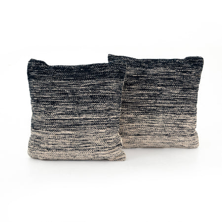 Midnight Ombre Pillows Set of 2