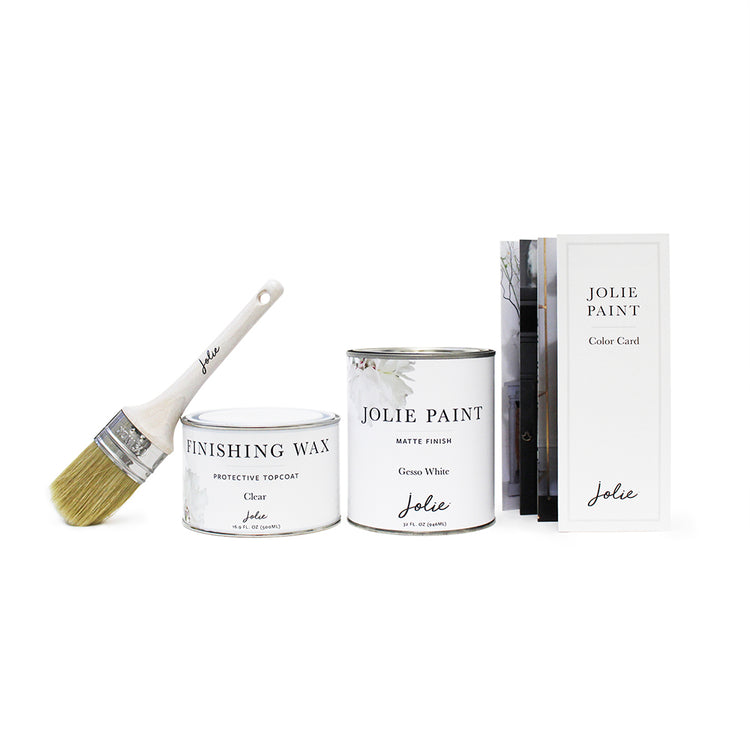 The Basics | Jolie Paint Kit